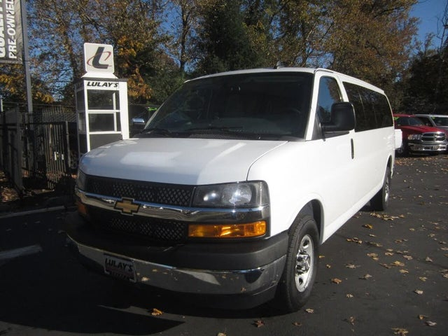 2018 Chevrolet Express 3500 LT Extended RWD