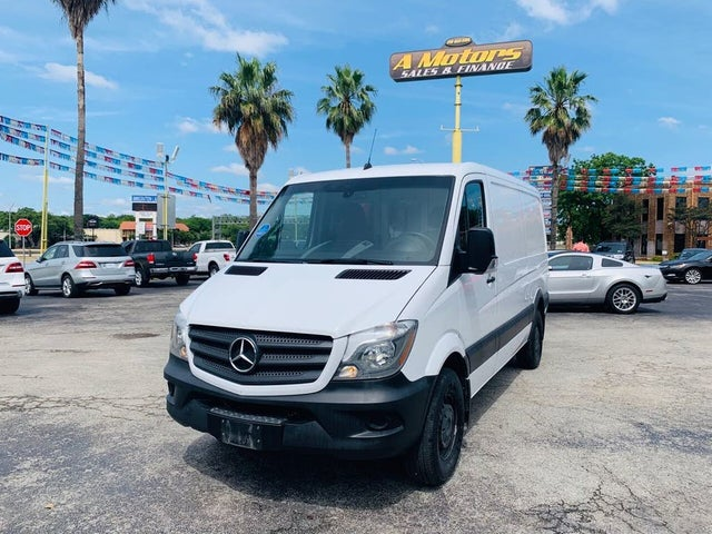 2017 Mercedes-Benz Sprinter Cargo 2500 144 V6 Worker RWD