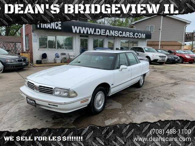 1994 Oldsmobile Ninety-Eight 4 Dr Regency Special Edition Sedan