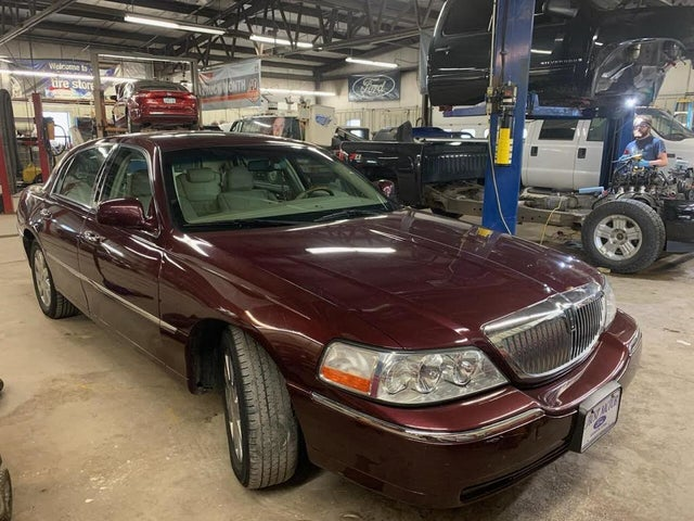 2007 Lincoln Town Car Designer Series