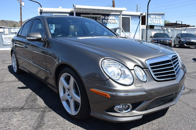 2009 Mercedes-Benz E-Class E 350 Luxury