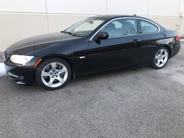 2012 BMW 3 Series 335i Coupe RWD