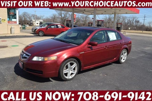 2006 Acura TL FWD with Navigation