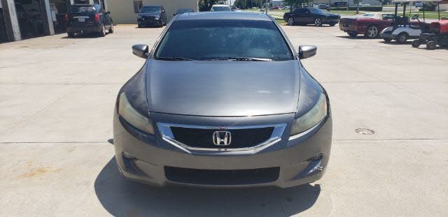 2008 Honda Accord Coupe EX-L V6
