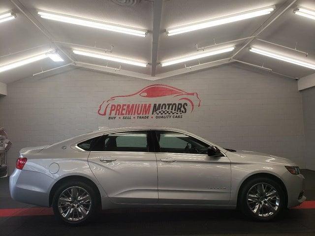 2017 Chevrolet Impala LS FWD