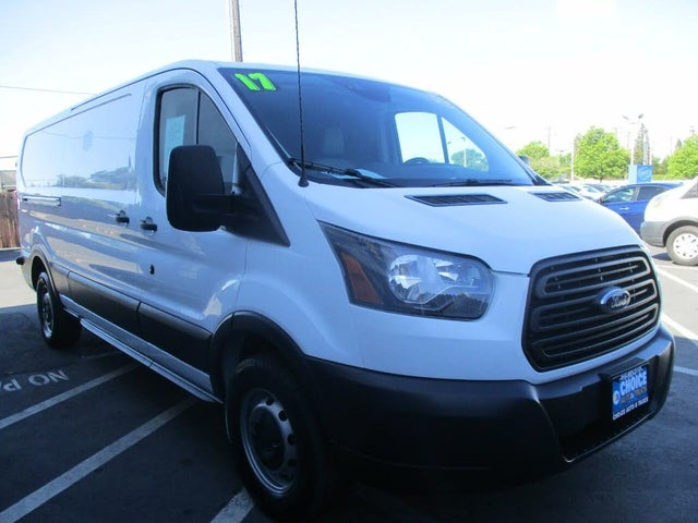 2017 Ford Transit Cargo 150 3dr LWB Low Roof Cargo Van with Sliding Passenger Side Door