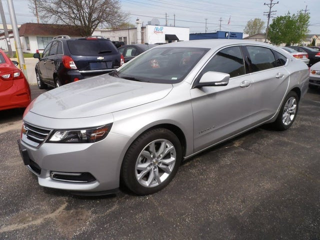 Used Chevrolet Impala For Sale In Milwaukee Wi Cargurus