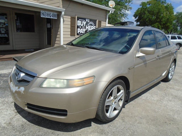 2004 Acura TL FWD with Navigation