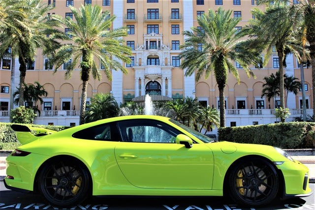 Used 2018 Porsche 911 Gt3 Coupe Rwd For Sale With Photos Cargurus