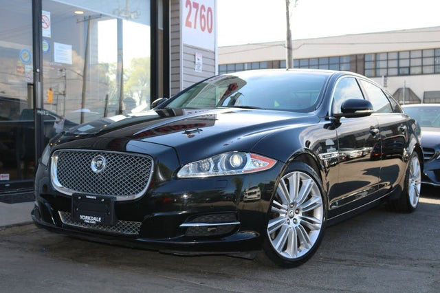 2011 Jaguar XJ-Series XJL Supercharged RWD
