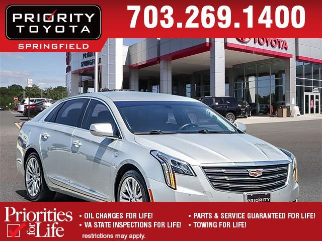 Used Cadillac XTS for Sale in Frederick, MD - CarGurus
