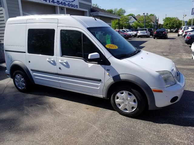 2013 Ford Transit Connect Wagon XLT FWD