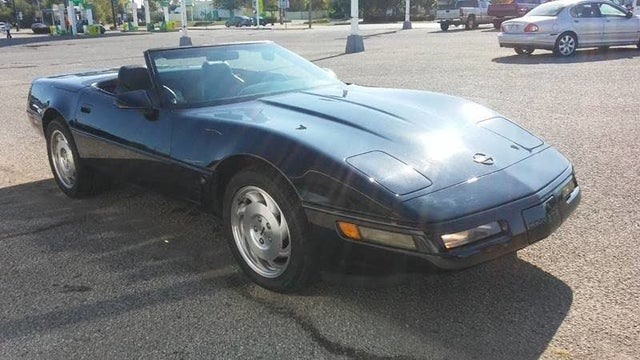 1995 Chevrolet Corvette Convertible RWD