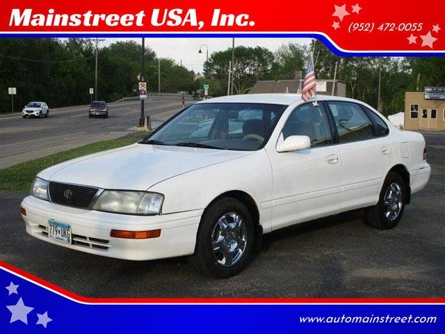20+ 1998 Toyota Avalon Xls Value