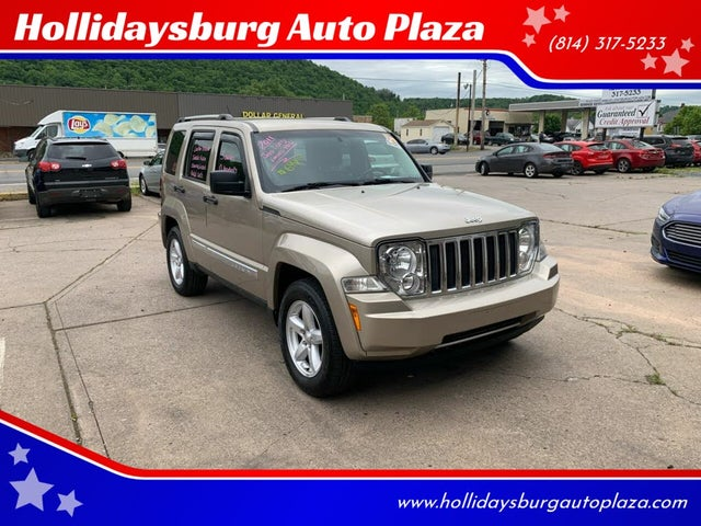 2011 Jeep Liberty 70th Anniversary Limited 4WD