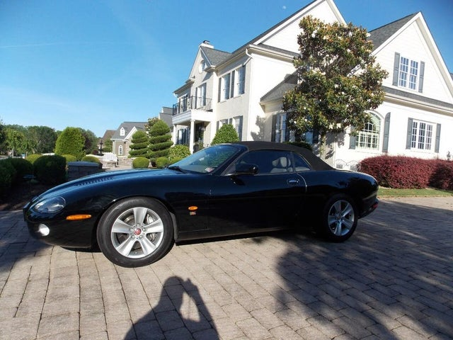 2004 Jaguar XK-Series XKR Convertible RWD