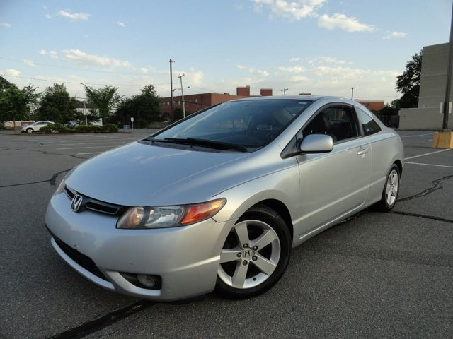 2008 Honda Civic Coupe EX-L with Nav