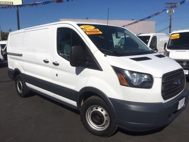 2017 Ford Transit Cargo 150 3dr SWB Low Roof Cargo Van with Sliding Passenger Side Door