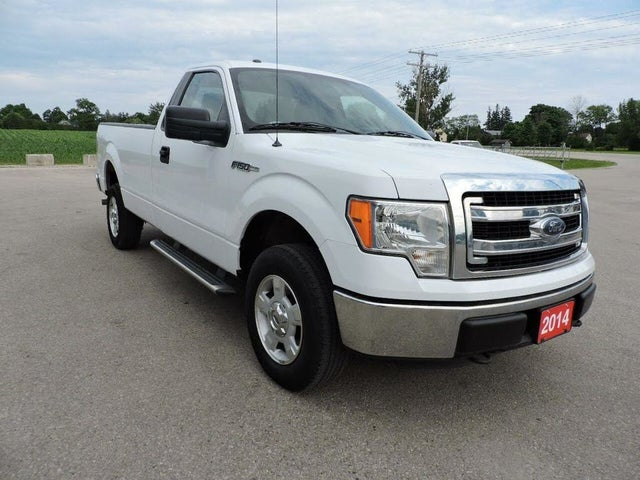 2014 Ford F-150 XLT LB 4WD