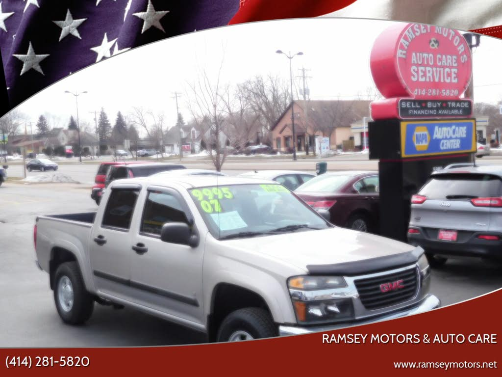 Used Gmc Canyon For Sale In Appleton Wi Cargurus