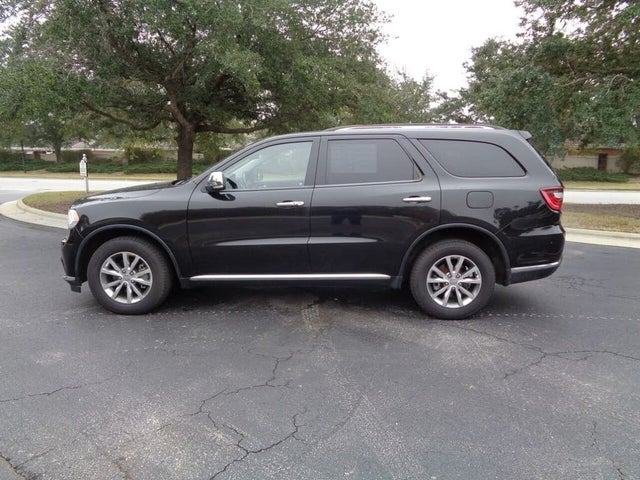2015 Dodge Durango Limited AWD