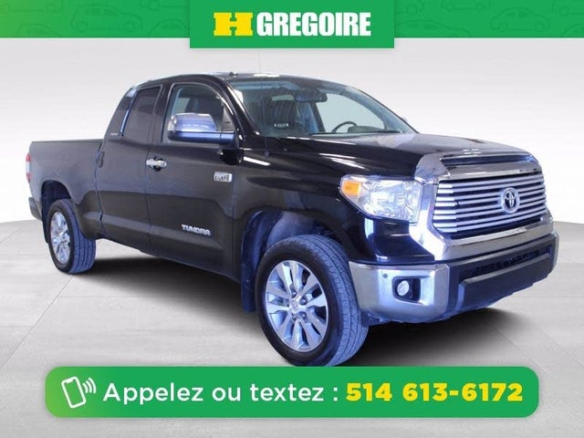 2017 Toyota Tundra Limited Double Cab 5.7L 4WD