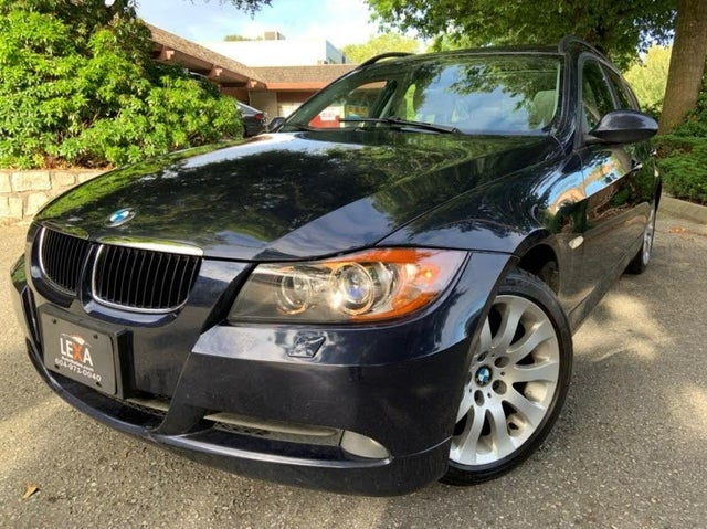 2006 BMW 3 Series 325xi Wagon AWD