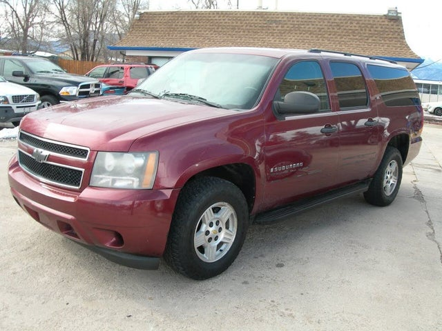 2008 Chevrolet Suburban 1500 LS 4WD