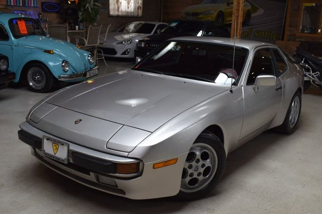 1984 Porsche 944 STD Hatchback
