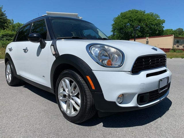 2014 MINI Countryman S ALL4 AWD