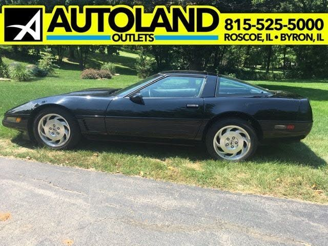 1996 Chevrolet Corvette Coupe RWD