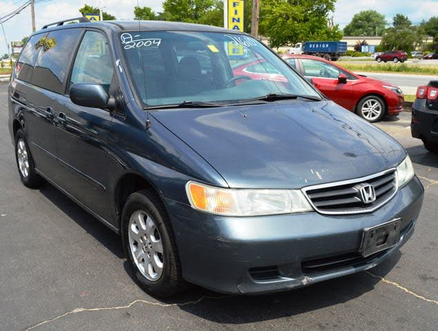 used 2004 honda odyssey ex fwd with dvd for sale right now cargurus cargurus