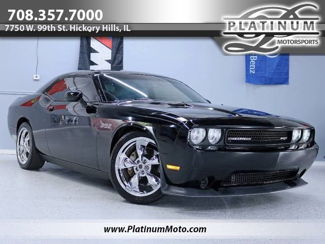 2013 Dodge Challenger SRT8 Core RWD