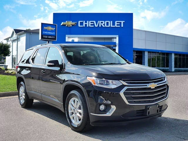 2018 Chevrolet Traverse LT Cloth FWD