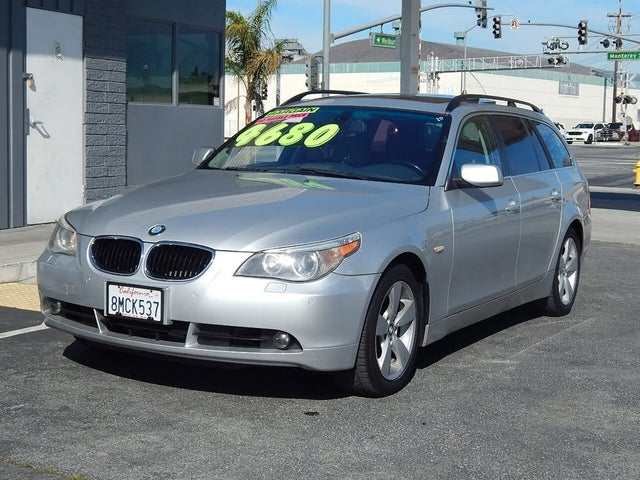 2006 BMW 5 Series 530xi Wagon AWD
