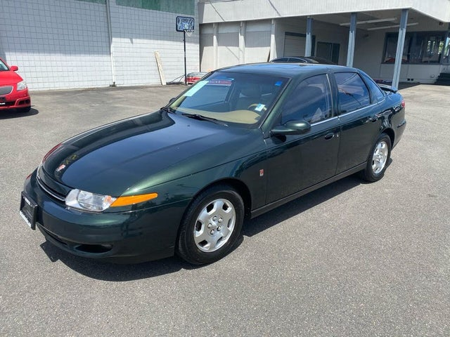 2000 Saturn L-Series 4 Dr LS2 Sedan