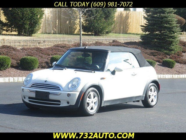 2008 MINI Cooper Base Convertible