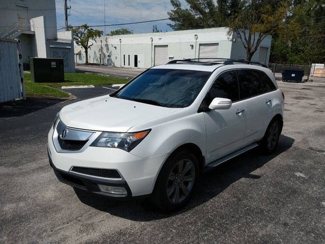 2011 Acura MDX SH-AWD with Advance Package
