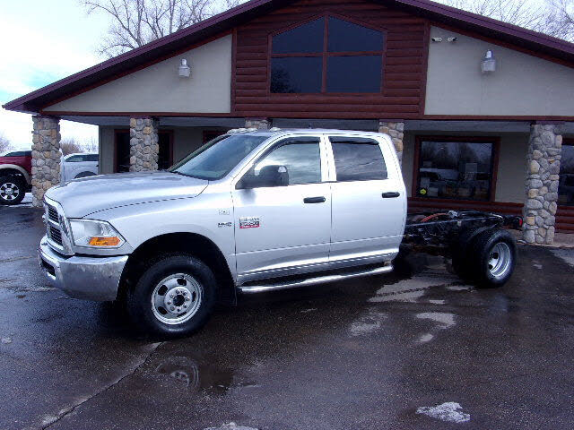 2011 RAM 3500 Chassis ST Crew Cab DRW 4WD