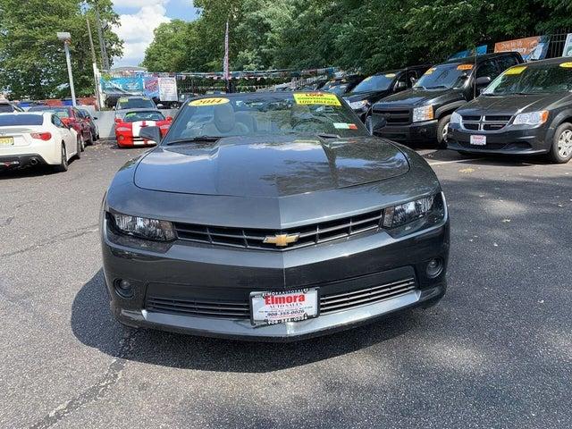 2015 Chevrolet Camaro 1LT Convertible RWD