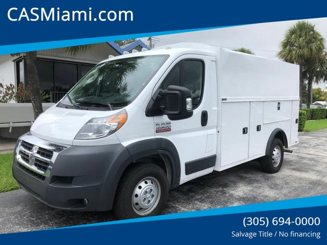 2018 RAM ProMaster Chassis 3500 136 FWD