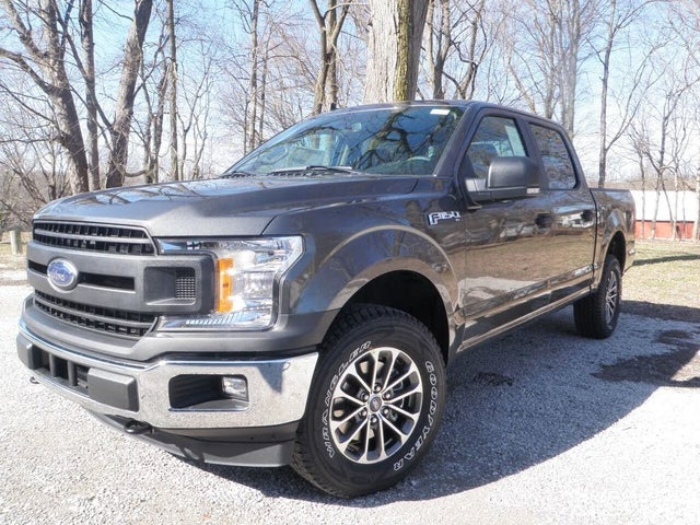 2020 Ford F-150 Police Responder SuperCrew 4WD
