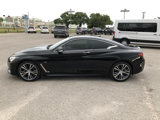 2018 INFINITI Q60 3.0t Luxe Coupe AWD