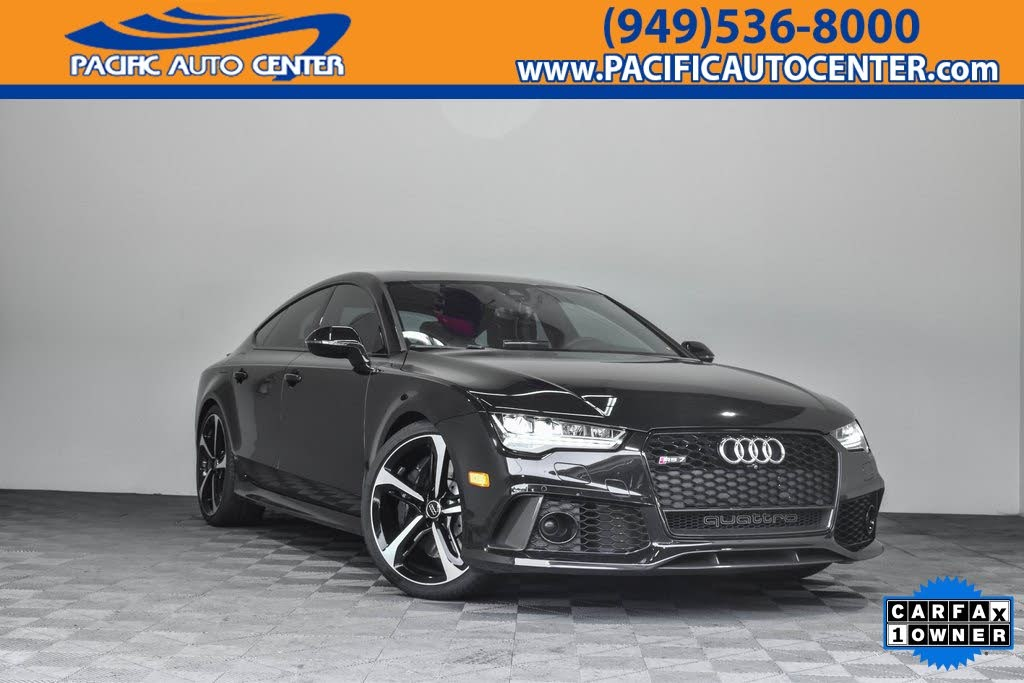 Used Audi Rs 7 For Sale Right Now Cargurus