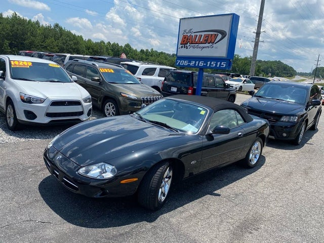 1998 Jaguar XK-Series XK8 Convertible RWD