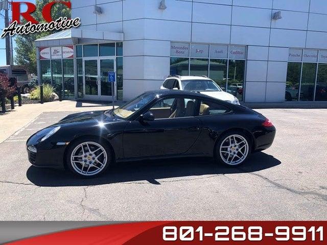 2009 Porsche 911 Carrera RWD