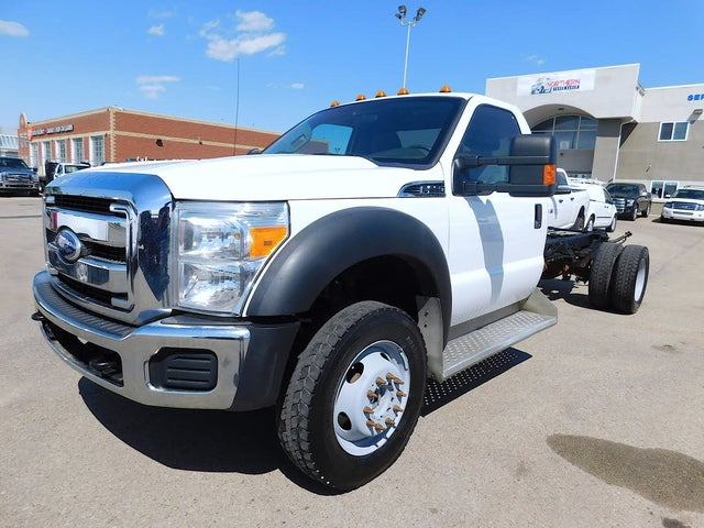 2011 Ford F-550 Super Duty XLT 201 in. DRW