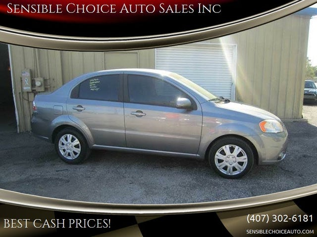 Used 2011 Chevrolet Aveo For Sale With Photos Cargurus