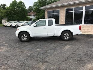 2013 Nissan Frontier PRO-4X King Cab 4WD