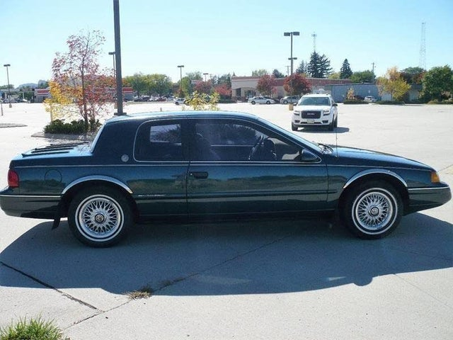 1992 Mercury Cougar LS Coupe RWD